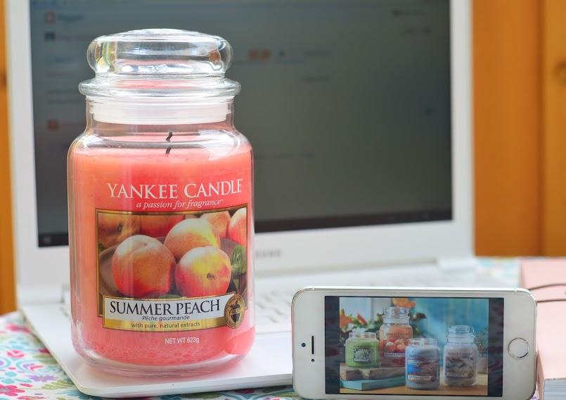 Yankee Candle - Summer Peach