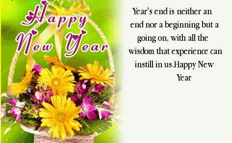 Happy New Year 2016 Wishes SMS for Wife pics