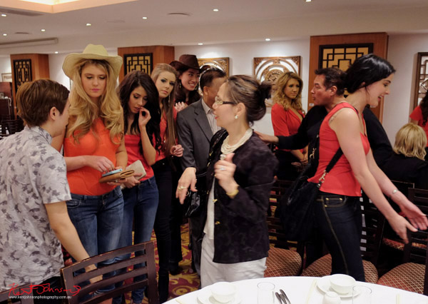 Miss Earth Australia Lunch at East Ocean Restaurant, Chinatown Sydney