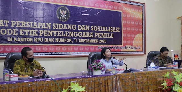Ida Budhiati Ungkap Trend Anggaran Lembaga Pemilu Semakin Menurun