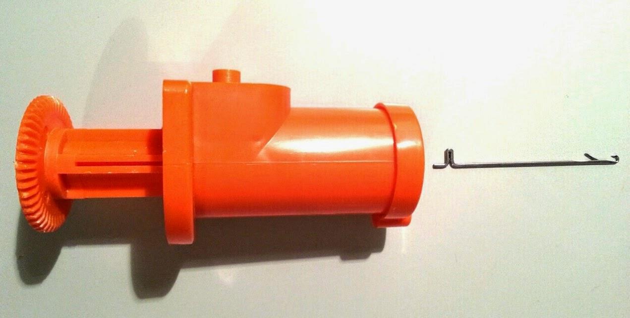 tricotin mecanique demonter