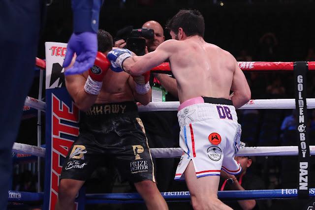 John Ryder Drops And KOs Bilal Akkawy In Round 3,Wins WBA Belt