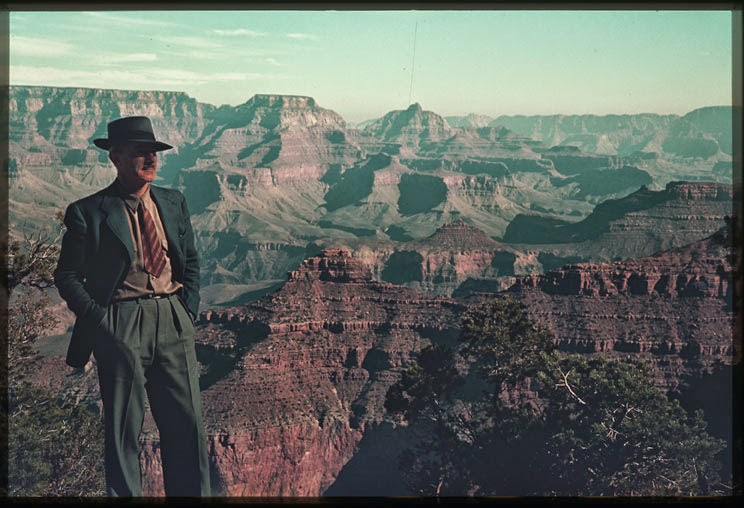 Charles Cushman Grand Canyon