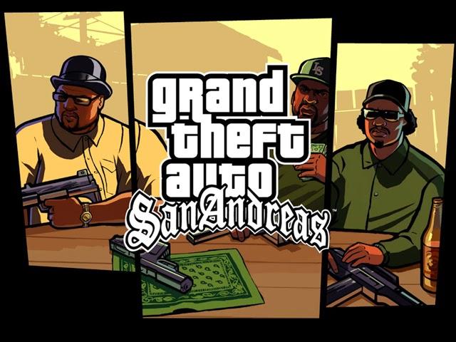 تحميل لعبة جاتا سان اندرياس SAN ANDREAS برسومات IV 2015 -  تحميل العاب مجانا