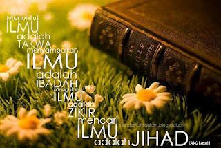 Hati-hati Mencari Ilmu Agama