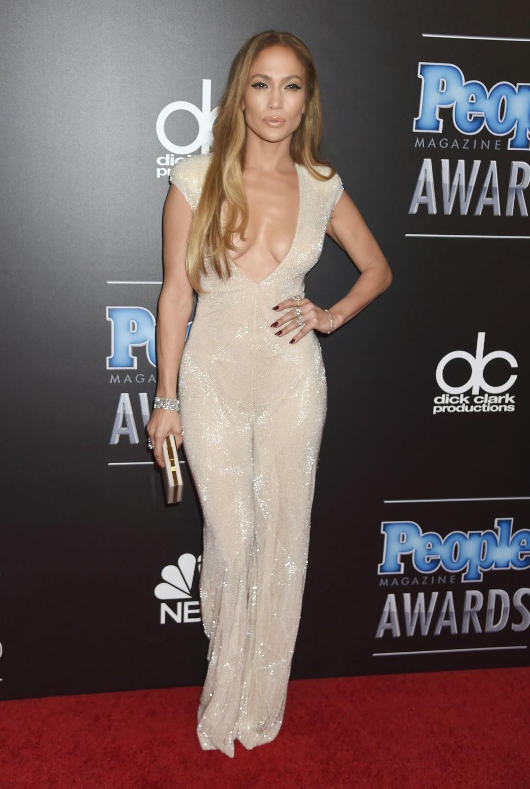 Hot! or Hmm…: Jennifer Lopezs People Magazine Awards