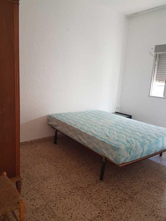 venta piso calle figueroles castellon dormitorio