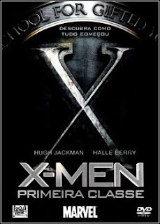 lil54 Download   X Men   Primeira Classe BDRip AVI   Dual Áudio