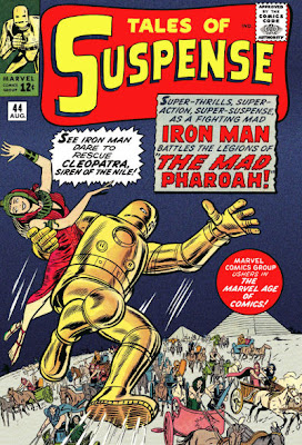 Tales of Suspense #44, Iron Man and Cleopatra