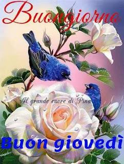 buongiorno Felice Giovedì