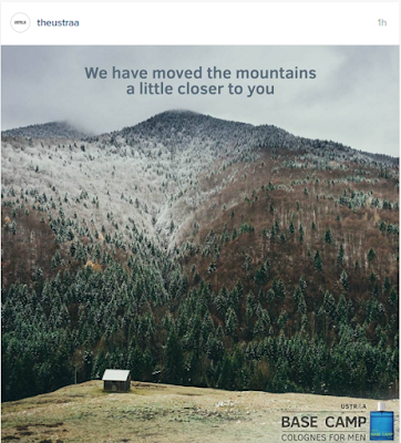 Example of good content by Ustraa - Effective Instagram marketing