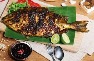 Resep Masak Ikan Bakar Kecap Manis Parape