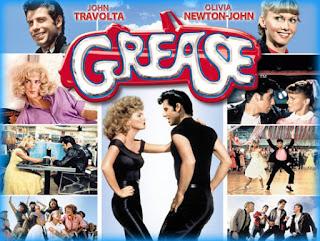 El rodaje de Grease