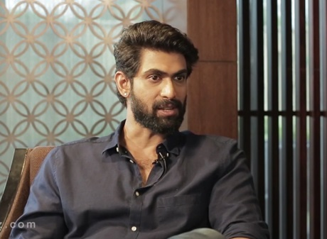 I eat NINE meals a day : Rana Daggubati Interview | Baahubali Making and Workouts | Red Carpet