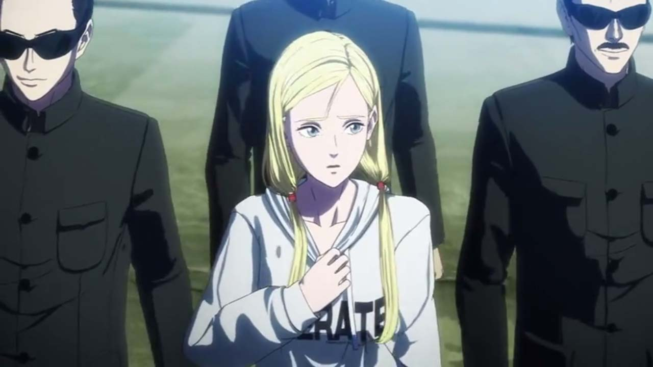 Ingress The Animation Episode 5 Subtitle Indonesia