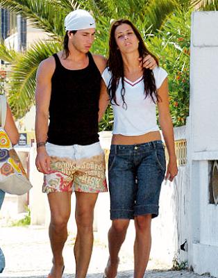 All Football Players: Sergio Ramos Girlfriend Lara Alvarez ...