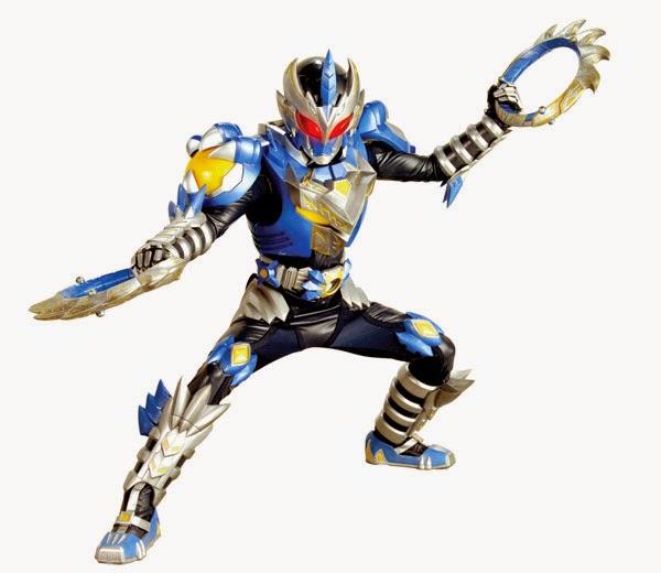 Tokusatsu BR: Armor Hero: Legend of Heroes - Conheça tokusatsu