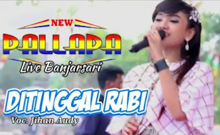 Jihan Audy Di Tinggal Rabi Mp3