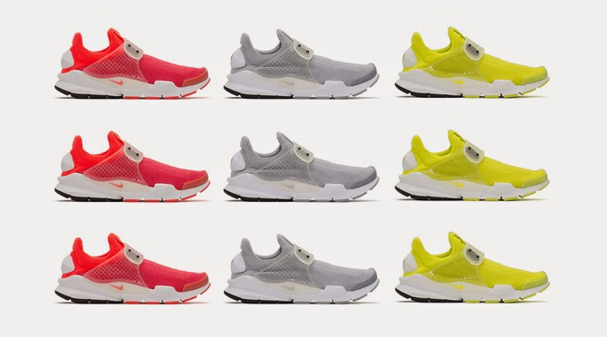 huge selection of e5cf3 e826c Nike Sock Dart  Analykix