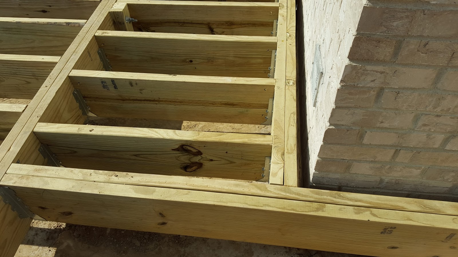 How To Build Picture Frame Deck