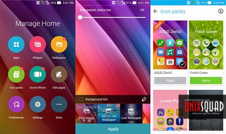 Zenfone 2 Feature