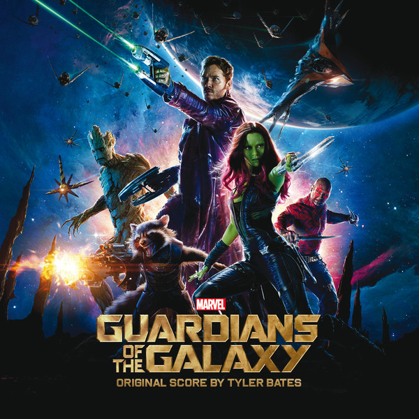 Tyler Bates - Guardians of the Galaxy (Original Score) Cover