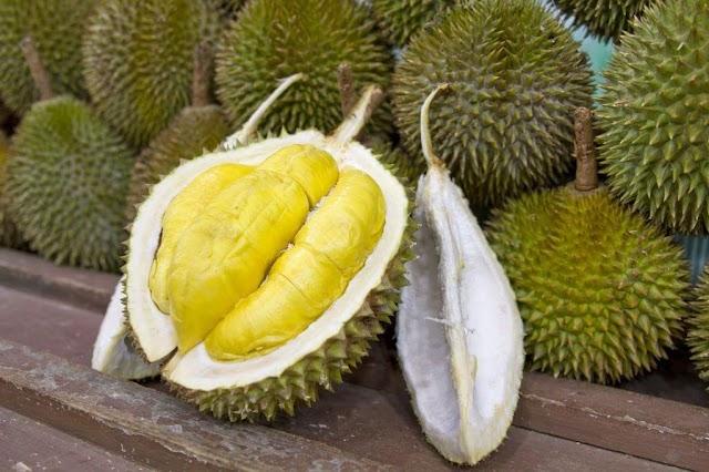 Fobia Durian!