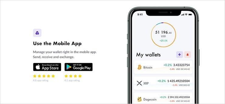 Staked Wallet официальный сайт