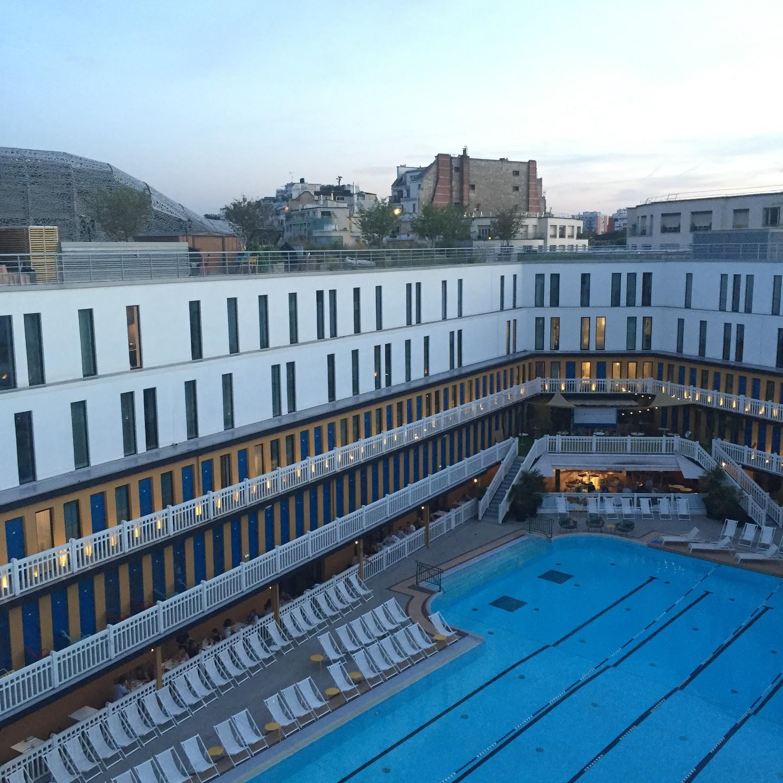 On a test le rooftop de la piscine molitor pour l 39 t for Rooftop piscine molitor