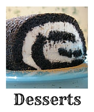 Desserts in Recipe Index on Creating a Foodie food blog by Rachael Reiton