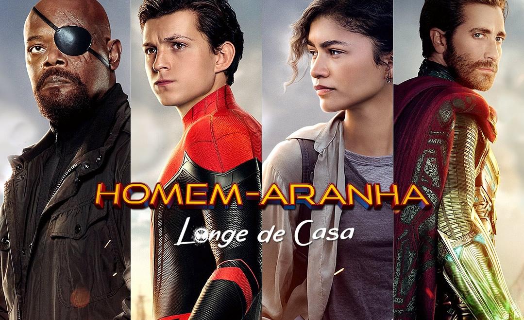 Homem-Aranha: Longe de Casa [Filme Dublado - Download]