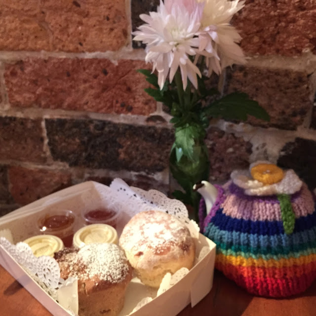 Sydney - The Tea Cosy Best Scones