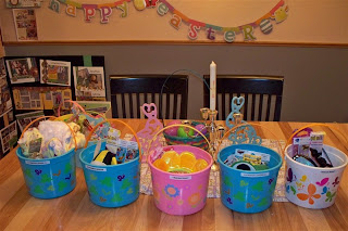 Homegrown Catholics: Easter Baskets
