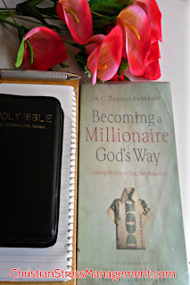 Becoming a Millionaire God's Way by Dr. C. Thomas Anderson