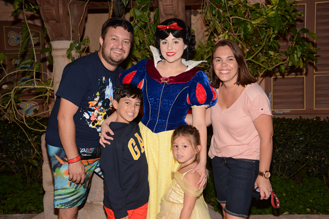 Disney - Onde encontrar as Princesas - Branca de Neve