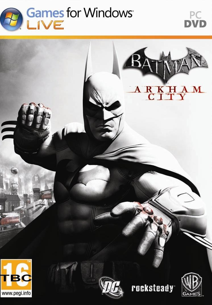 Batman Arkham City %25E2%2580%2593 PC  - Batman Arkham City PC
