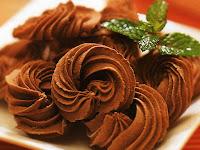 Resep Kue Kering Cookies Cokelat Nutela Untuk Sajian Spesial Natalan