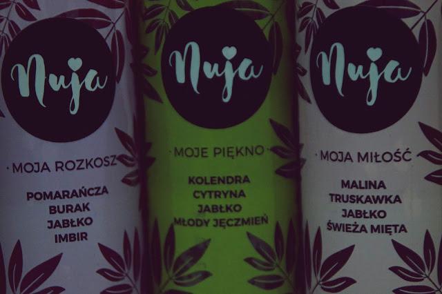Soki Nuja, oczyszczanie organizmu, detox, detoks jednodniowy, detox z nuja, detoks sokami, dieta sokowa, oczyszczanie sokami