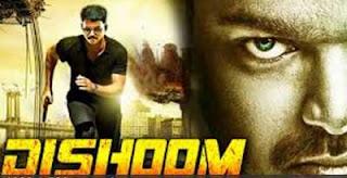 Dishoom (2016) Hindi Dubbed 300MB Movies Download DVDRip