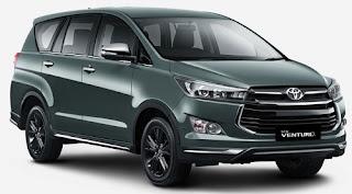 Harga Toyota Venturer Alumina Jade di Pontianak