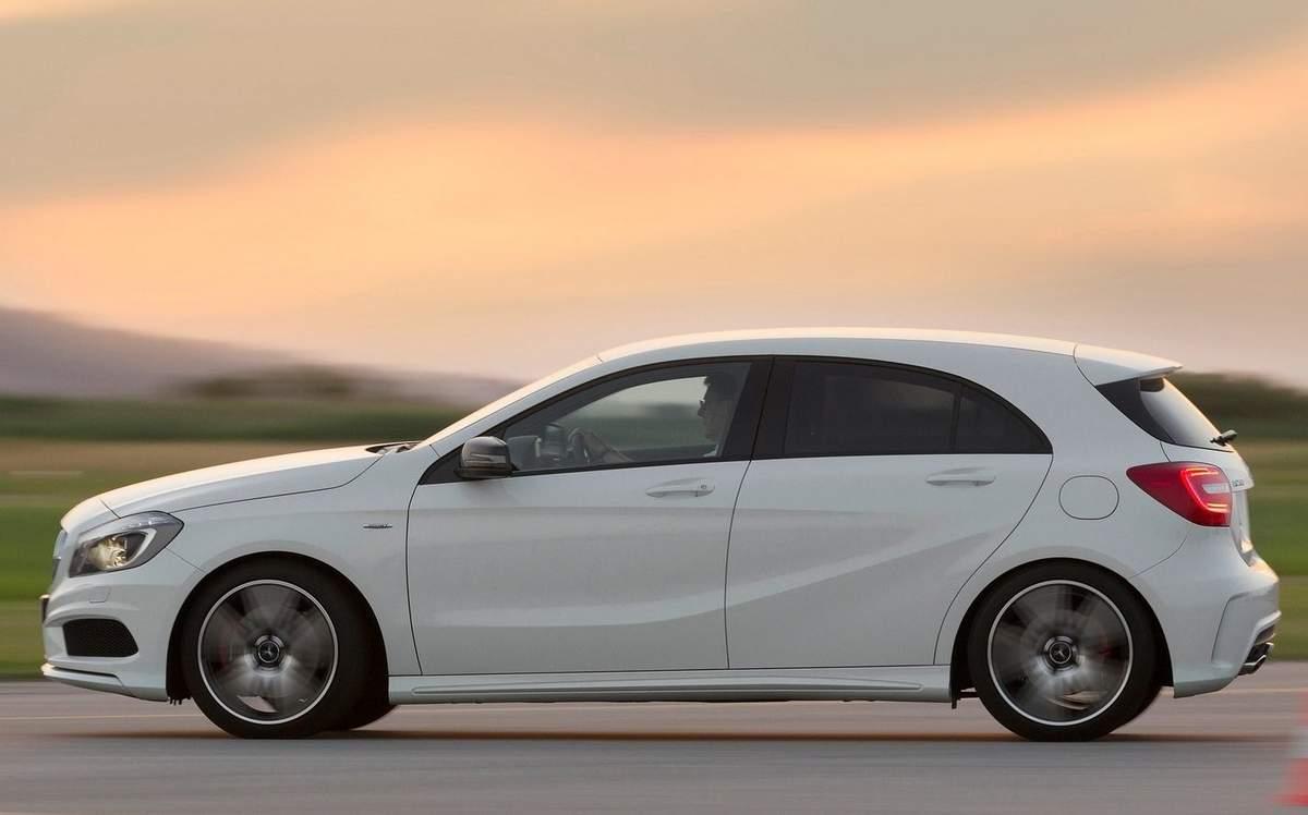 Mercedes benz classe a 2014 lan amento no brasil em abril for Mercedes benz of wilmington de
