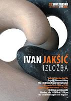 Ivan Jakšić, izložba, Supetar slike otok Brač Online