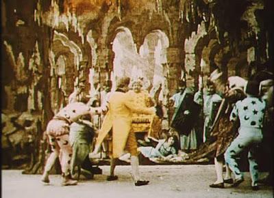 """""""Экскурсия на Луну""""  1908 г. реж. Сегундо де Шомон"""