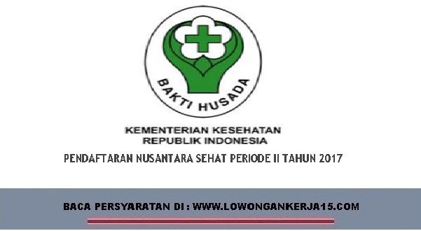 lowongan kerja Kementerian Kesehatan tahun 2017