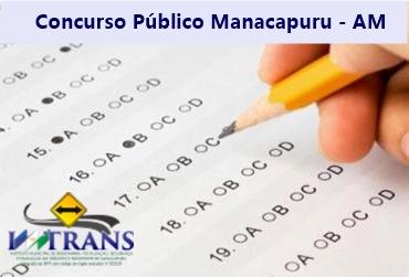 IMTRANS de Manacapuru abre concurso para 22 vagas