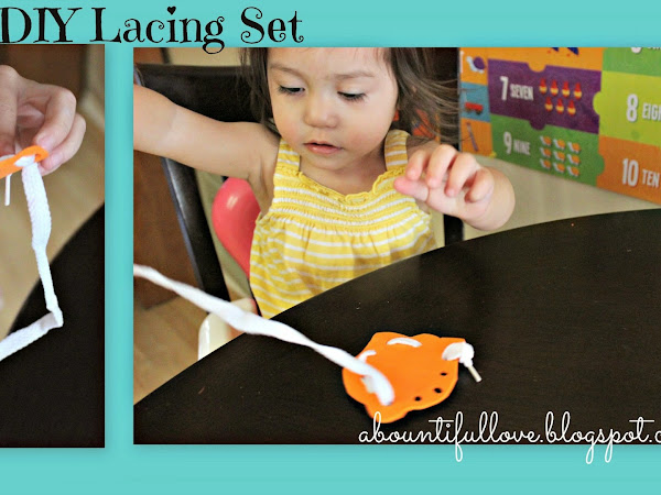 DIY Lacing Set