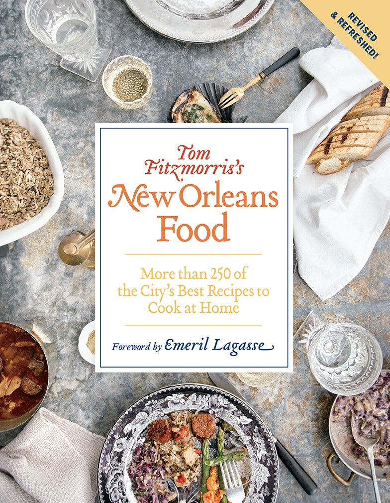 Beth fish reads weekend cooking 4 new books for cooks and food review tom fitzmorriss new orleans food forumfinder Choice Image