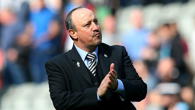West Ham chiefs willing to give Newcastle's Rafa Benitez WHATEVER HE WANTS to be their next manager