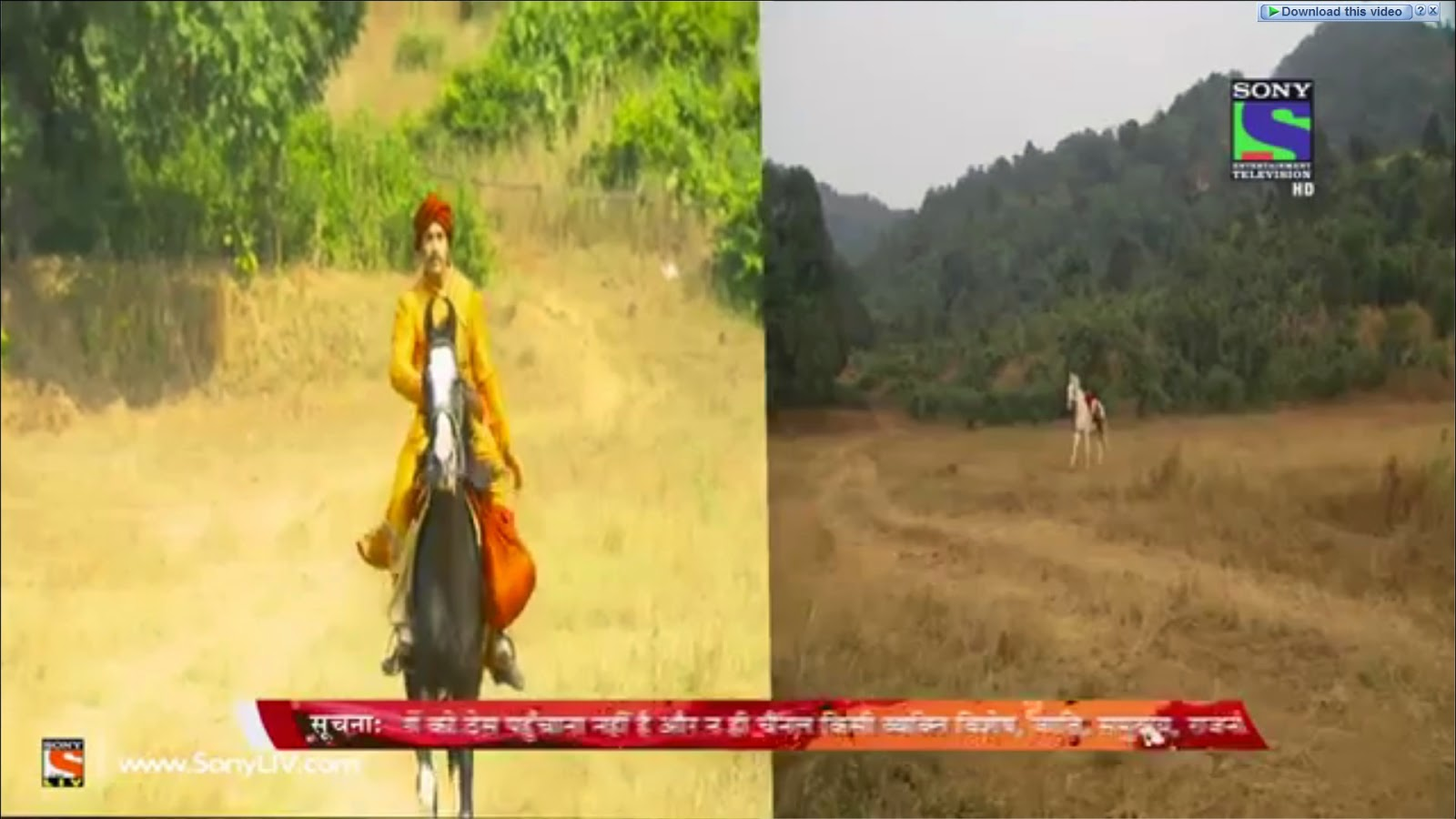 Maharana pratap episode 317 20 november 2014 : Kumki tamil full