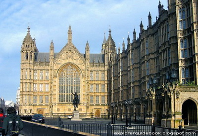 Old Palace Yard Westminster Palace
